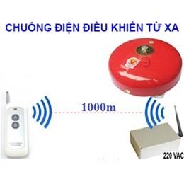 Chuông báo họp bằng chuông điện điều khiển từ xa